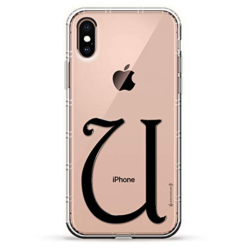 Used, BLACK INITIAL U2 | Luxendary Air Series Clear Silicone for sale  Delivered anywhere in USA