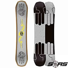 There is no freestyle park board more versatile than the award winning Evil Twin. This legendary board has been a staple in our line since day one and should be your go to snowboard for all freestyle riding.