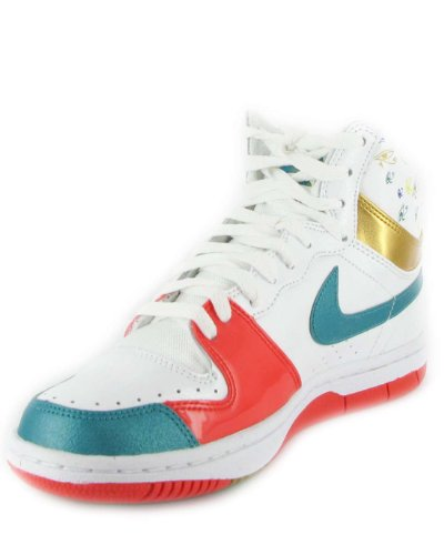 NIKE Scarpa Stivaletto Donna Nike Wmns Court Force High art.407872/106 ORIGINALE
