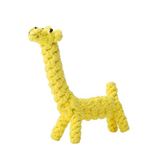 Tough Cleaning Cotton dental Giraffe