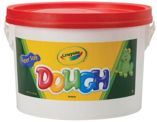 Crayola Dough 3 lb Bucket Red