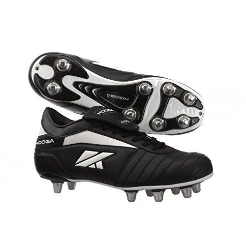 Kooga Classic Cs-4mcht Adults Boots Black/white