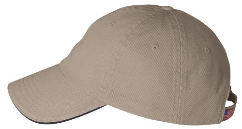Unstructured Fashion Twill Cap - 2