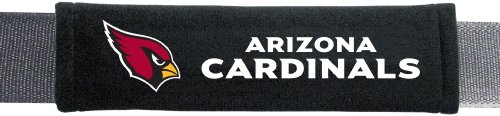(Fremont Die NFL Arizona Cardinals Seat Belt Pad (Pack of 2))