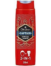 Old Spice Captain Shower Gel+Shampoo 250ml