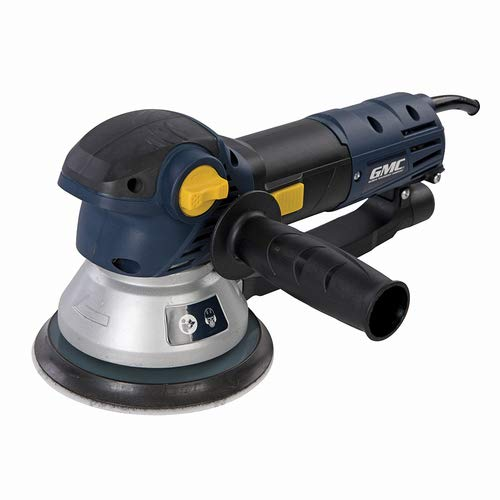 710W Geared Random Orbital Sander GGOS150 Powerful 710W Dual-Mode Sander with 150mm Dia Backing pad