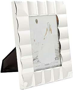 Polyresin Decorative White Photo Frame GD11249