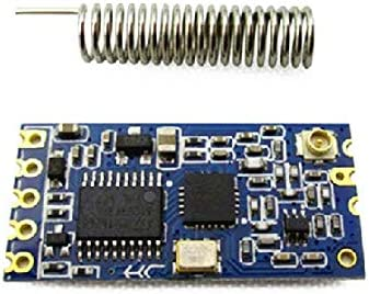 RF UART 433Mhz HC12 Serial Transceiver for Arduino Raspberry STM PIC