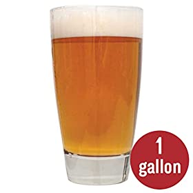 2-Pack 1 Gallon Homebrew Beer Recipe Kit – Sierra Madre Pale Ale and Cream Ale Home Brew Beer