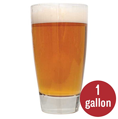 2-Pack 1 Gallon Homebrew Beer Recipe Kit - Sierra Madre Pale Ale and Cream Ale Home Brew Beer Recipe Kits - Malt Extract and Ingredients for 1 ()