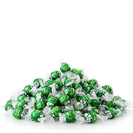Mint LINDOR Truffles 800-pc Case (24 lb)