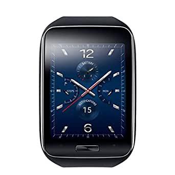 Samsung Galaxy Gear S R750 Smart Watch, Black, Verizon (Certified Refurbished)
