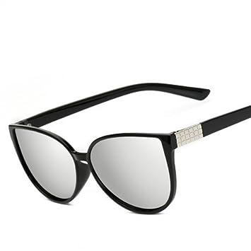GGSSYY Gafas de sol Mujer y hombre Elegante diamantes de ...