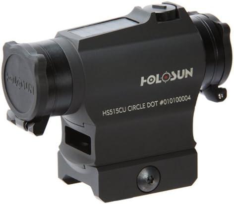 HOLOSUN HS515CU Circle Dot Sight