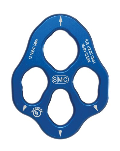 SMC Mini Rigging Plate (Blue) - Rigging Smc Plate