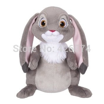 Original Sofia the First Princess Clover Rabbit Plush Toys Kids Stuffed Animals Toys For Children Gifts 25CM