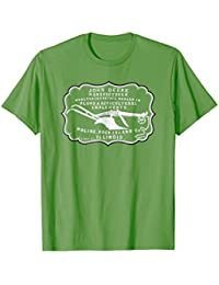 Antique Tractor Farm Machinery Plow T-Shirt