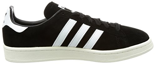 Adidas Black Footwear Core Chalk White Men Shoes Black White Campus TwvrxaFqT