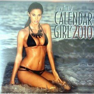 2010 My Little Calendar Girl Wall Calendar ()