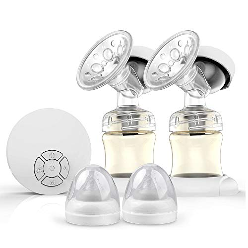 1PCS Nature Bond Silicone Breastfeeding Manual Breast Pump Suction Saver Bottle