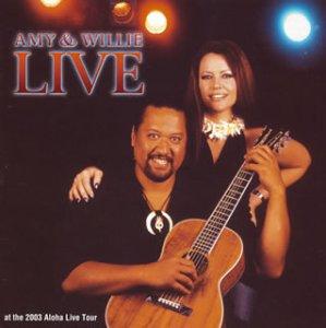 エイミー&ウィリー・ライヴ~アロハ・ライヴ 2003の商品画像