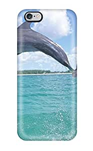 TERRI L COX's Shop New Style 7669580K14869906 For Iphone 6 Plus Fashion Design Dolphins Case