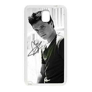 Happy Josh Hutcherson Cell Phone Case for Samsung Galaxy Note3