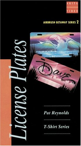 How To Airbrush License Plates [VHS] - Airbrush Plate Shopping Results