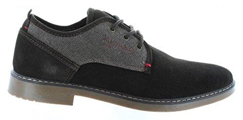 Zapatos 45688 Xti Marron De Serraje Hombre rtwqArnO8