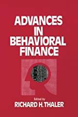 Advances in Behavioral Finance (Roundtable Series in Behavioral Economics)