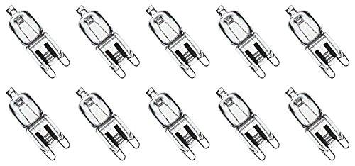 Pyramid Bulbs 10 Pack Halogen Single product image