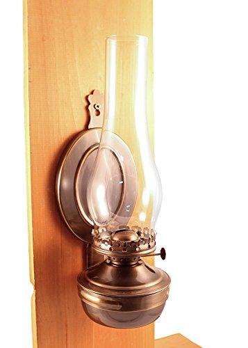 brass kerosene lamp - 4