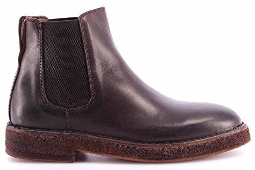 Hannover Vintage Piel Zapatos It Marron 72501 Moma tb Made Tmoro Botines Mujer wwfqX67