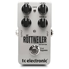 tc electronic Rottweiler