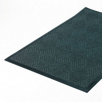 Crown Super-SoakerTM Diamond Wiper/Scraper Mat MAT,DIM,34X58,S-SOAKR,SLT (Pack of2) ()