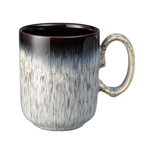 - Denby HLO-116B Halo Straight Mug, Multicolor, Medium