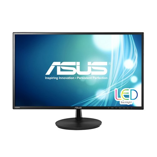 "ASUS VN247H-P 23.6"" Full HD 1920x1080 1ms HDMI VGA Back-lit LED Monitor"