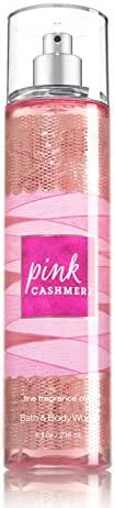 Bath & Body Works Fine Fragrance Mist Pink Cashmere