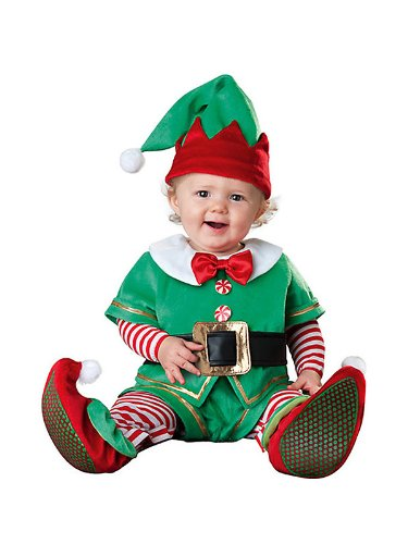 In Character Costumes - Santas Lil Elf