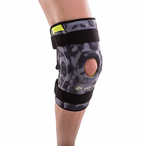 DonJoy Performance Bionic Knee Support Brace: Camo, Small