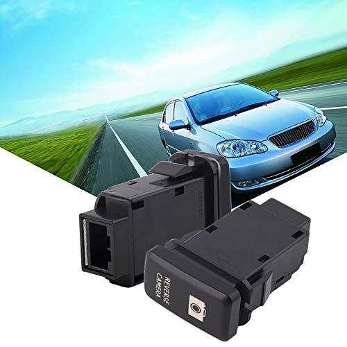 38 mm Bot/ón de Interruptor de luz antiniebla Accesorio para Coche HoganeyVan Mini Interruptor de luz antiniebla para Toyota DC 12V L/ámpara antiniebla Encendido//Apagado 20