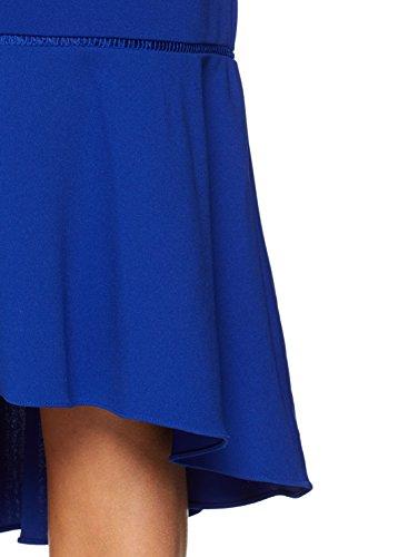 Chipre Ap1d102308 Adrianna Vestido Azul Papell Mujer xUUZwqI