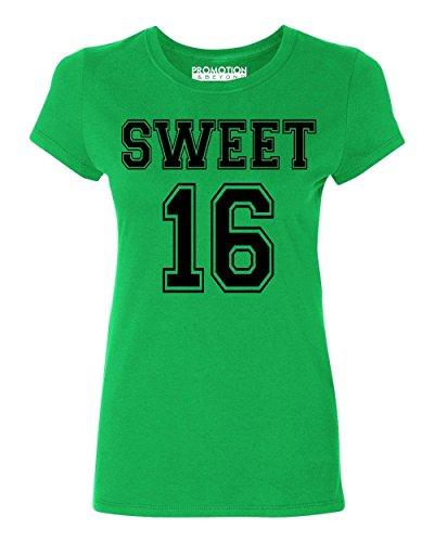 Promotion & Beyond P&B Sweet 16 Birthday Women's T-Shirt