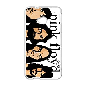 Pink Floyd HTC One M7 Cell Phone Case White UD1359200