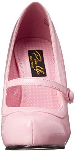 bppt Pompe Punta Cutie02 Pink Pleaser Donna baby Da Chiusa Pink 5wpaE