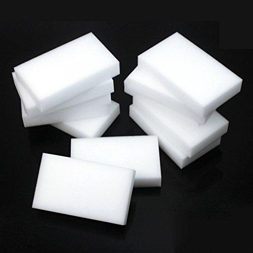10Pcs Multi-Function Magic Melamine Sponge Eraser Cleaner Cl