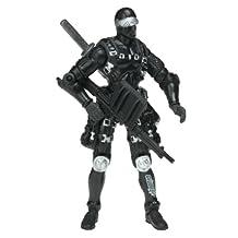 Snake Eyes GI Joe vs. Cobra Spy Troops Action Figure