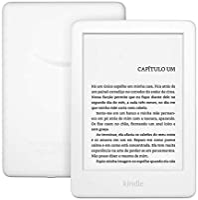 Kindle 10a. geração com iluminação embutida  – Cor Branca