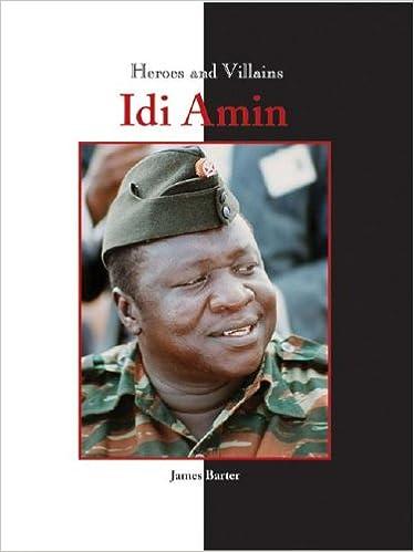 Amazon com: Idi Amin (Heroes and Villains) (9781590185537