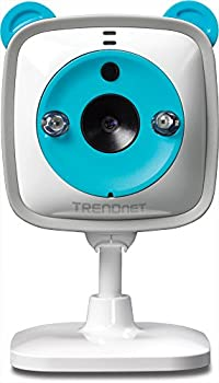 TRENDnet TV-IP745SIC Wifi HD 720P 2 Way Audio Baby Camera